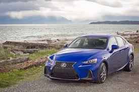 lexus canada north vancouver first drive 2017 lexus is exhausted ca