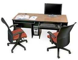 Recessed Monitor Computer Desk Computer Desks Lcd Mount Stand Monitor Arm Dt Series