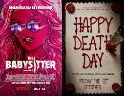 the babysitter is a 2017 movie which is mixes of horror and comedy