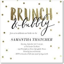 invitations for bridal luncheon bridal shower brunch invitations design templates