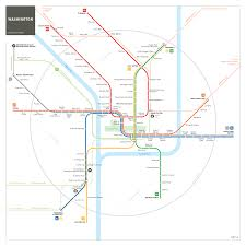 Washington Metro Map Pdf by Usa New York San Fransisco Train Rail Maps