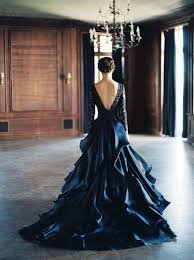 black wedding the definitive guide to a black wedding dress our organic wedding