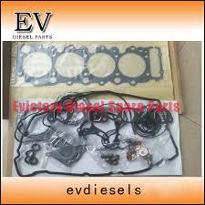 for isuzu 4hk1 4hk1t full gasket kit cylinder head gasket kit oem