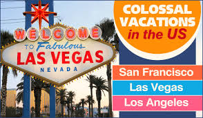 most popular and colossal vacation destinations in the us