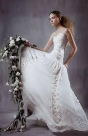 robe de mariã e destockage robe de mariée ukrainienne en mousseline de soie d occasion
