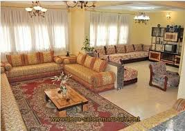 canape arabe des modèles de salon marocain tapissier déco salon marocain