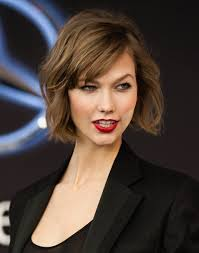 karlie kloss hair color 2014 karlie kloss short hairstyles wavy haircut for short hair