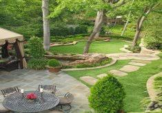 Big Backyard Landscaping Ideas Landscaping Ideas For Big Backyards How To Landscape A Big