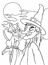 magic wizards and witches witches coloring pages again concocting