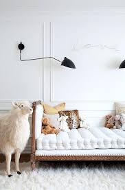 Nursery Wall Sconce 8 Nursery Decorating Ideas For Every Budget Nursery Daybed And