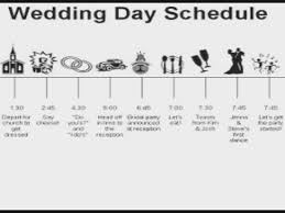 wedding reception program wedding reception timeline fresh best 25 wedding reception program