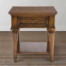 accompany yourself with antique end tables wigandia bedroom