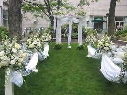 Wedding Ceremony Outdoor Wedding Ceremony