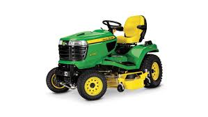 4 wheel steering lawn tractor x739 signature series john