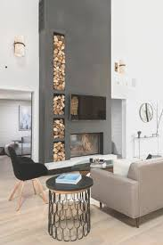 fireplace awesome sleek fireplace designs home design great