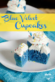 blue velvet cupcakes and clean up duty pint sized treasures