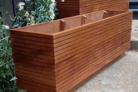 26 outdoor planter box designs large outdoor planter box