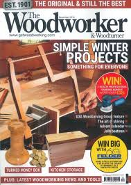 Woodworking Magazine Uk by The Woodworker Magazine Subscription