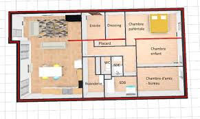 plan chambre enfant plan de dressing chambre best plan habill rdc maison maison bois