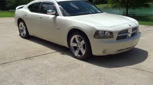 used white dodge charger hd 2008 dodge charger sxt dub edition for sale see