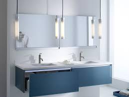 Bathroom Wall Mounted Sinks Kitchen Sink Modern Wall Mounted Bathroom Vanity With Double