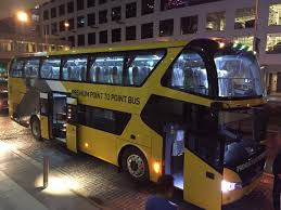philippines bus have you experience the double decker bus ride in metro atbp ph