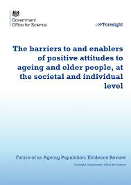 attitudes bureaux the barriers to and enablers of positive attitudes to ageing and