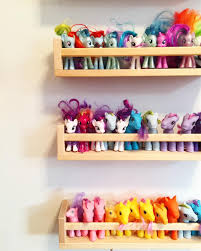 Ikea Spice Rack Hack Diy by My Little Pony Organization Simple And Cheap Toy Organization For