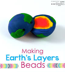 earth layers project for kids grade giggles