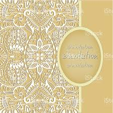 Design Patterns For Invitation Cards Abstract Background Lacy Frame Border Pattern Wedding Invitation