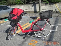 siege velo devant photo du jour vélo de maman ici japon
