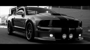 New Mustang Black Ford Mustang U002706 Shelby Gt500 Eleanor Youtube