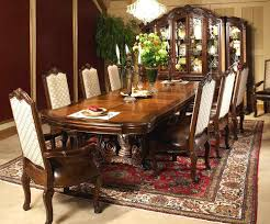 Round Formal Dining Room Tables By Several White Fabric Bow Dining C Formal Dining Room Chairs