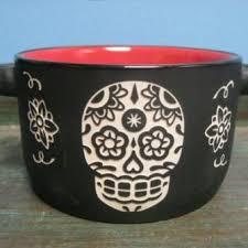 Sugar Skull Bowl – Eye s Gallery