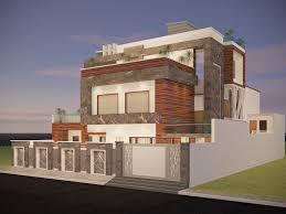 House Elevation by Building U0026 House Elevation Designer In Delhi Ncr Gurgaon Faridabad