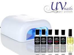 amazon com uv nails starter kit uv gel polish base coat