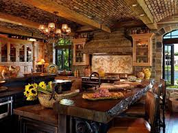 Wall Backsplash Rustic Stone Kitchen Backsplash Outofhome