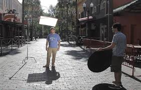 outdoor lighting techniques tips for production