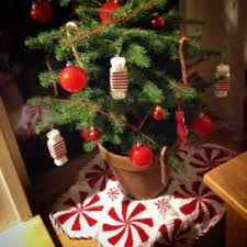 crochet christmas tree skirts u2013 33 free patterns u2013 grandmother u0027s