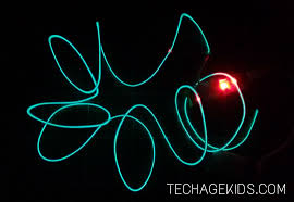 project minecraft sword using littlebits light wire