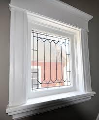 gallery for simple interior window trim ideas interior window