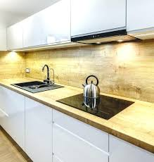 dosseret cuisine modele de plan de travail cuisine plan travail cuisine et dosseret