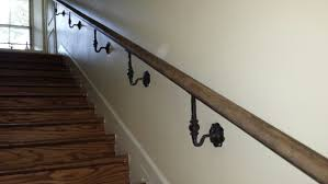 Wooden Banister Rails Accessories Magnificent Hardware For Staircase Design And
