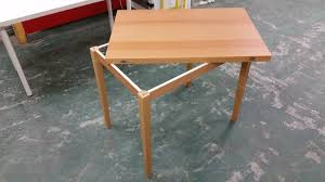 foldable dining table used furniture manchester