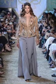robe mariã e haute couture défilé elie saab automne hiver 2017 2018 haute couture elie saab