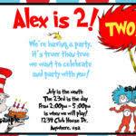 dr seuss birthday invitations best invitations card ideas