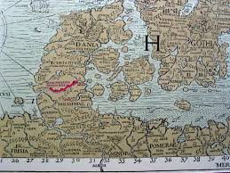 Viking Map File Map Danavirki Jpg Wikimedia Commons