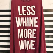 70 off tops holiday sale less whine more wine