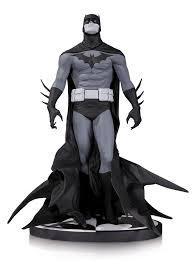 batman amazon com dc collectibles batman black u0026 white batman by jae