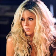 what color is shakira s hair 2015 was shakira born a blonde quora